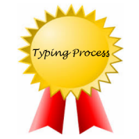 Typing Process